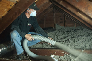 Cellulose Insulation Installation In North Dakota and NW Minnesota